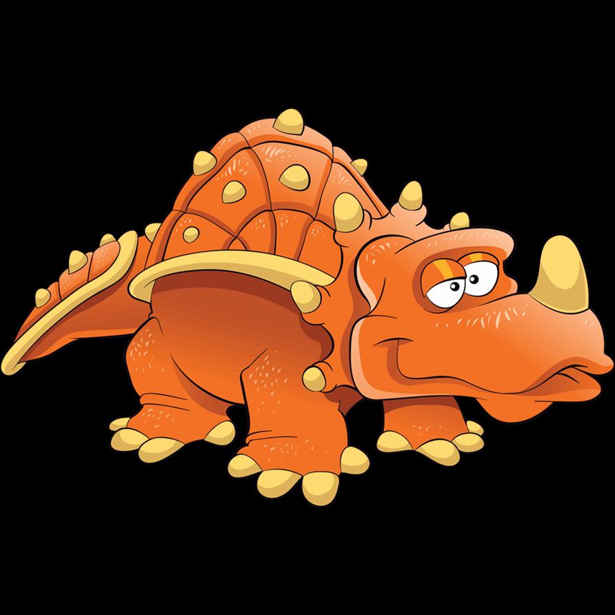 Adesivi murali triceratopo leostickers for Planner cameretta
